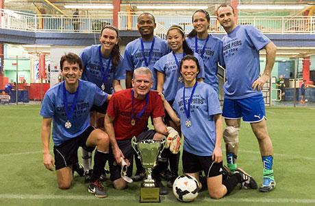Chelsea Piers Field House NYCs Best Sports Programs