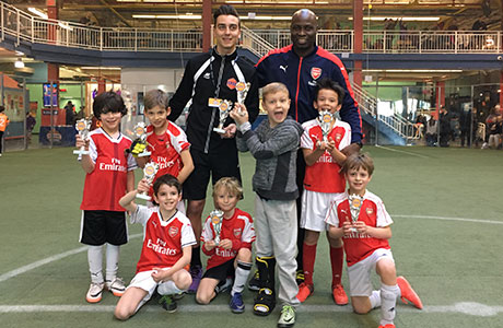 CP Arsenal U8