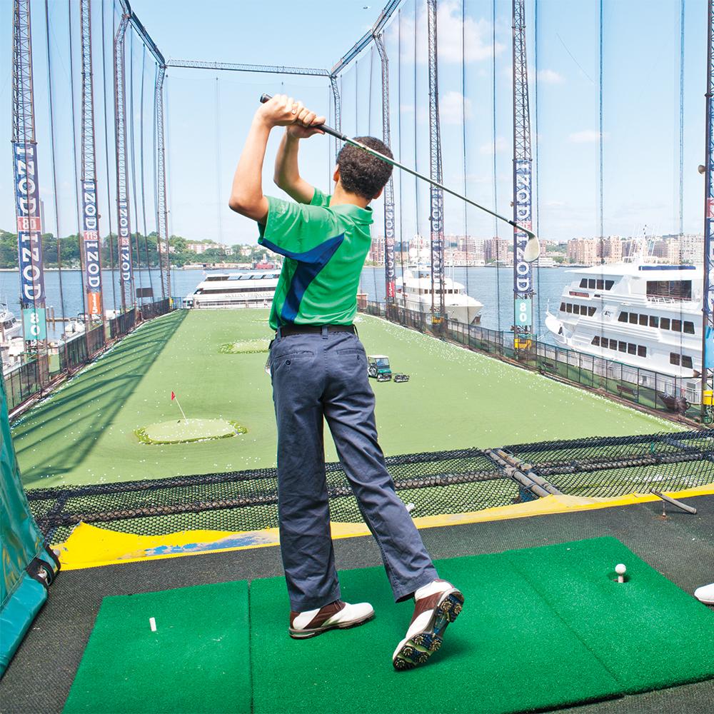 Performance Golf Camp