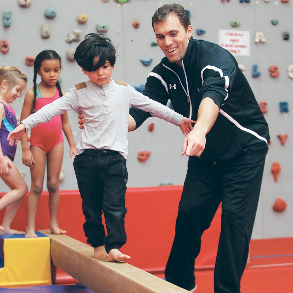 Preschool Gymnastics Camp   Chelsea Piers Connecticut