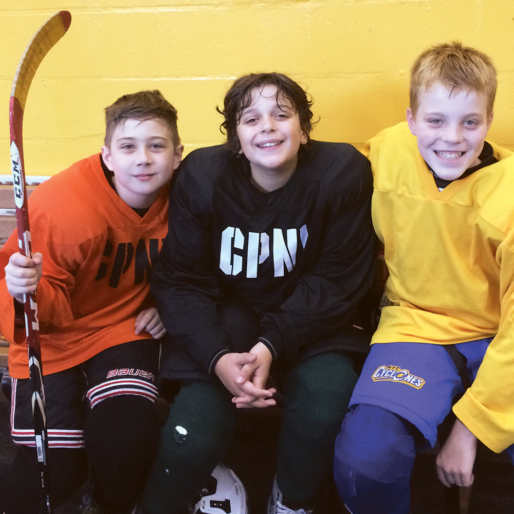 Acceleration Hockey Camp at Chelsea Piers