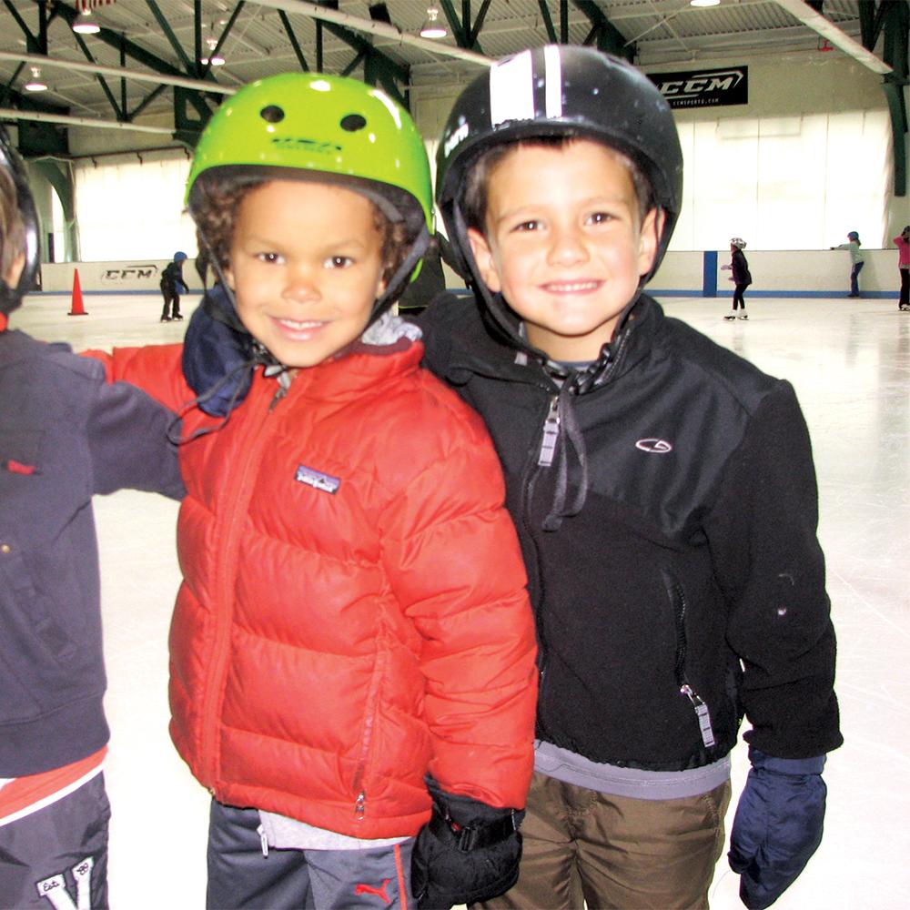 Junior Ice Skating Camp