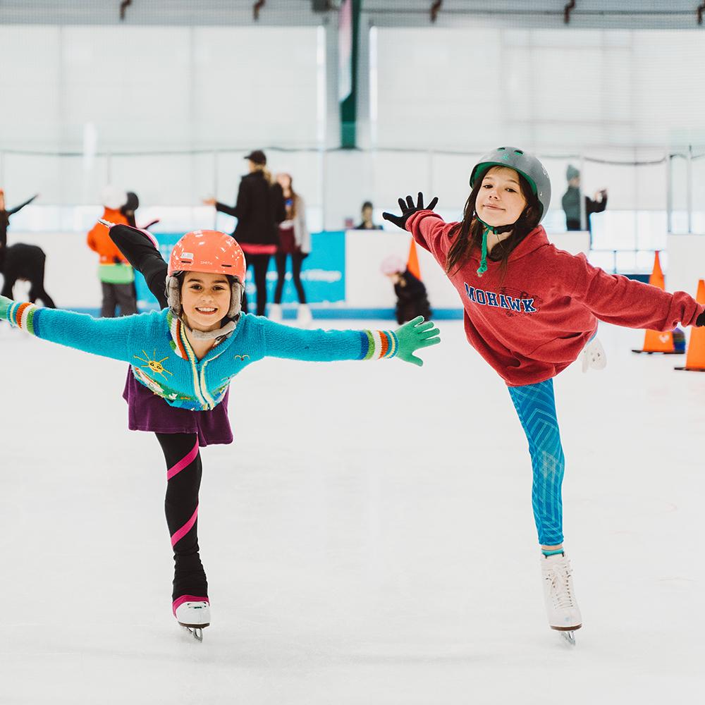 Ice Skating Camp