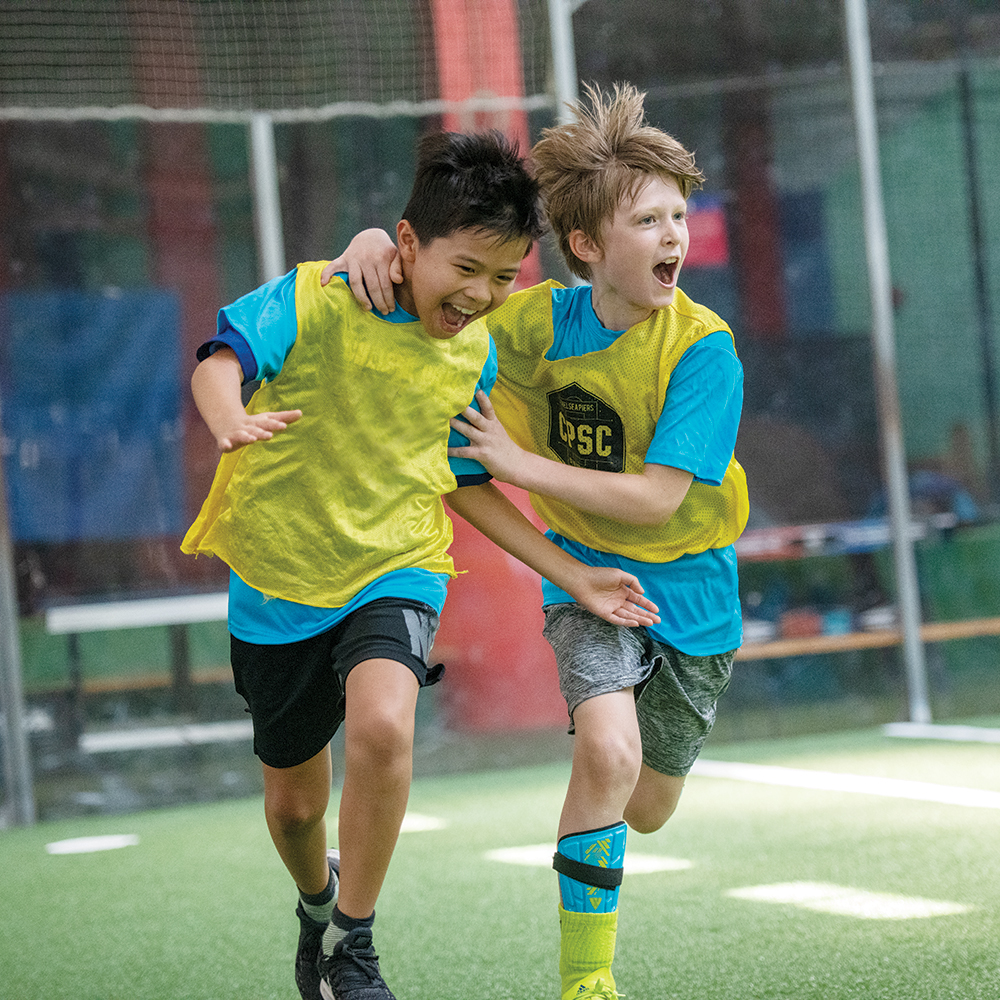 Elite Soccer Camp