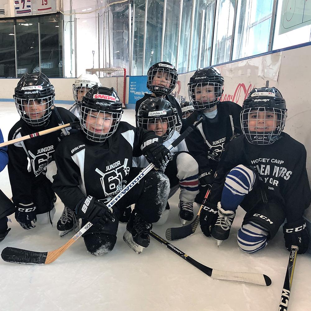 Junior Ice Hockey Camp