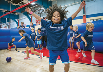 Chelsea Piers Sports Camps