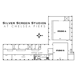 Silver Screen Studios Studio A & B