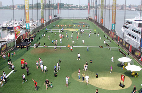 Nerf Event at Chelsea Piers