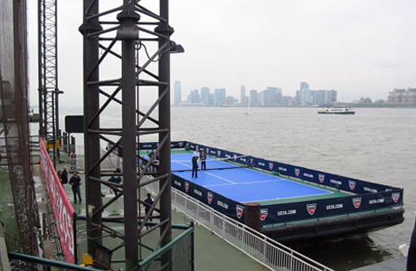 USTA National Tennis Month at Chelsea Piers