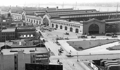 Chelsea Piers History 101