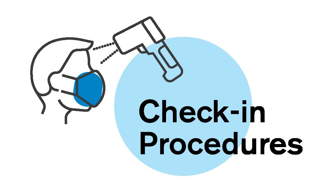 Check-in Procedures