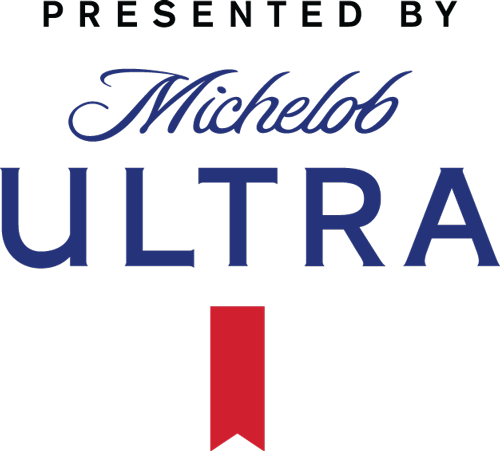 Presented by Michelob Ultra Logo