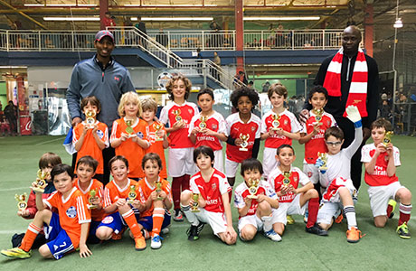 CP Arsenal & CP-Bravest