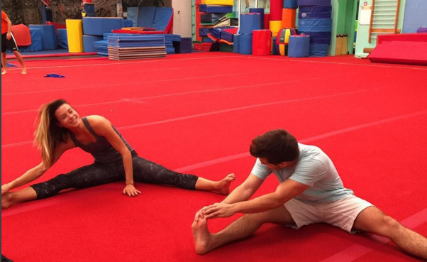 For a Full-Body Workout, Try an Adult Gymnastics Class