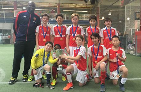 CP Arsenal U12