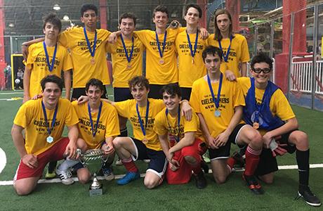 Bard Raptors - High School Division 1 Runners up