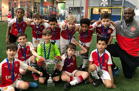 CP Arsenal - U10 Champions