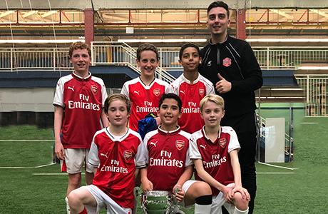 CP Arsenal - U12 Champions