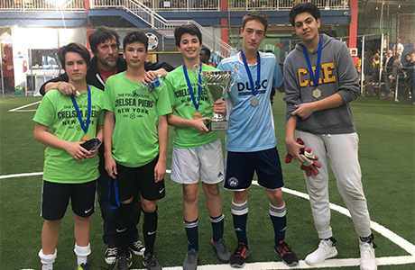 City Strikers - U14-16 Runners up