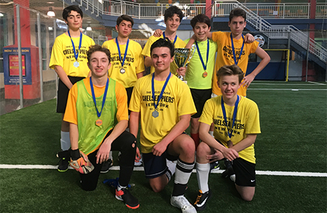 FC Riv. - High School Division 2 Runners up