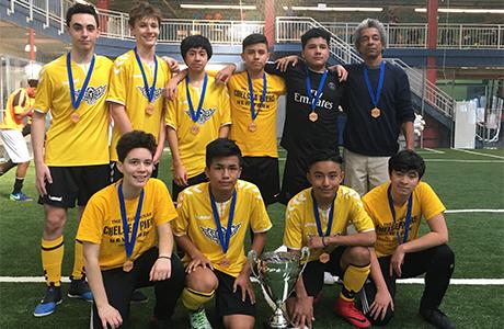 Samba Speyer - U14-16 Champions