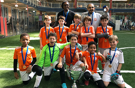 The Oranges - U9 Champions