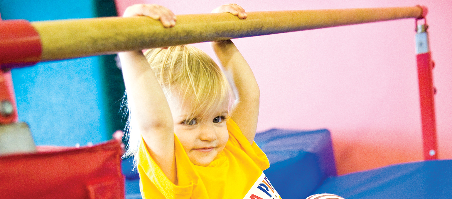 Tots Gymnastics (Ages 3-5 Years)
