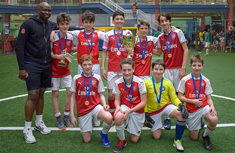 CP Arsenal U14