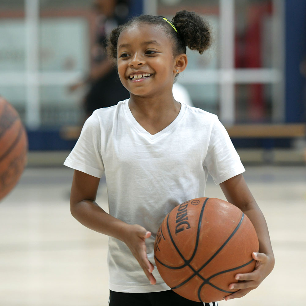 Basketball Camp at Chelsea Piers
