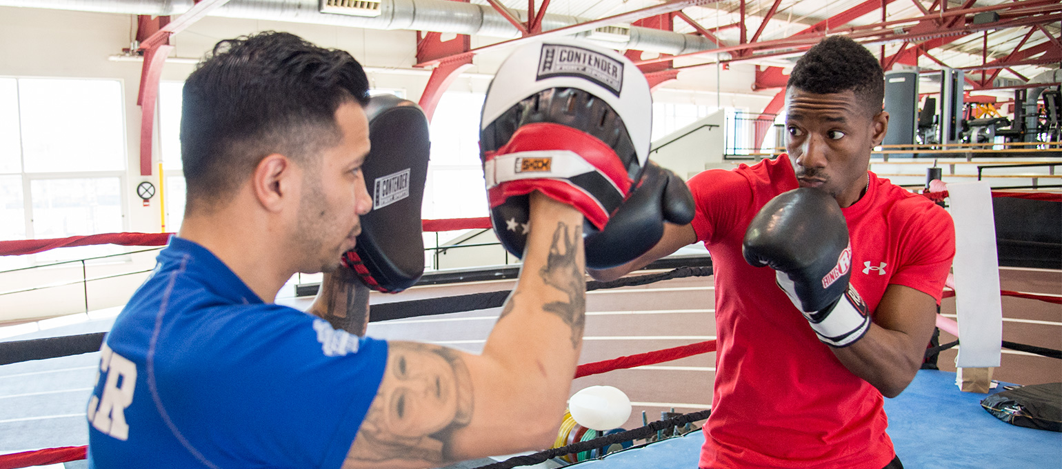Boxing Classes, Private Training | Chelsea Piers Fitness