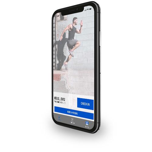 Chelsea Piers Fitness App
