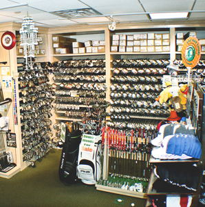 NYC's Best Golf Pro Shop | Chelsea Piers NYC