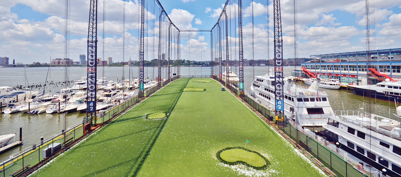 Golf Club Range