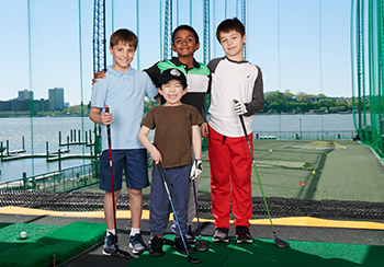Junior Golf Camps & Classes
