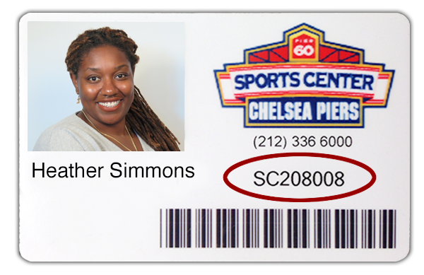 Member Login | Chelsea Piers | New York, NY 10011