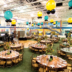 Catering & Event Spaces