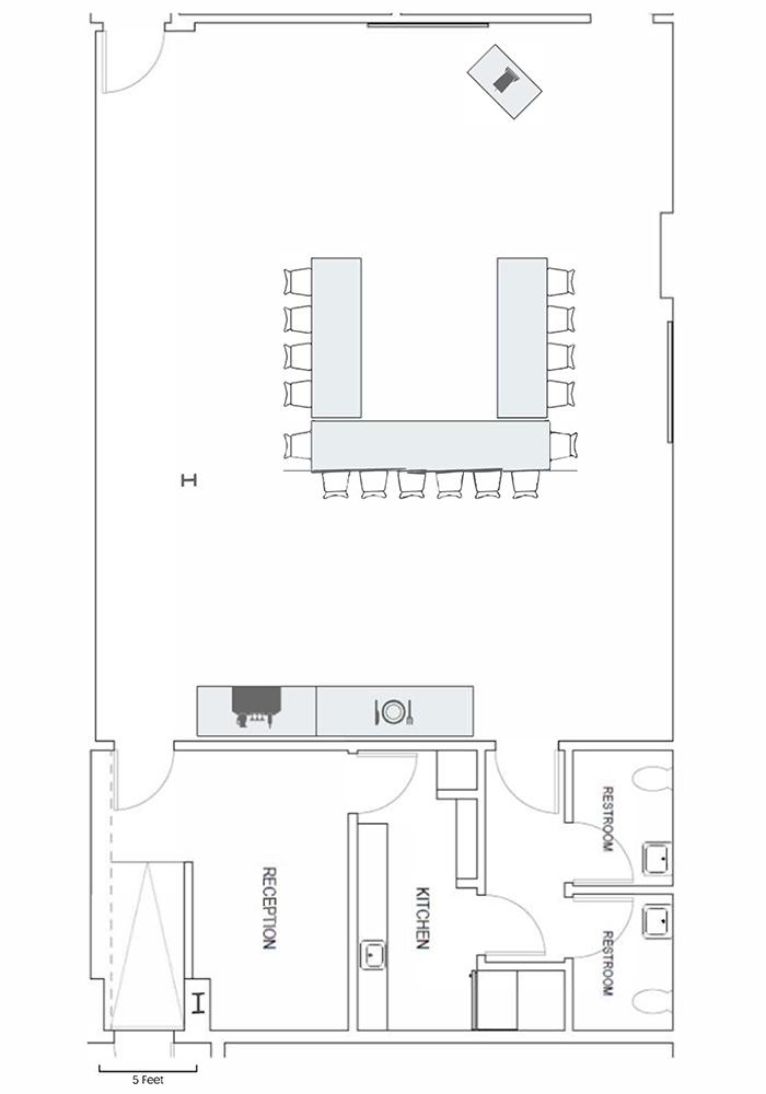 U-Shape Configuration