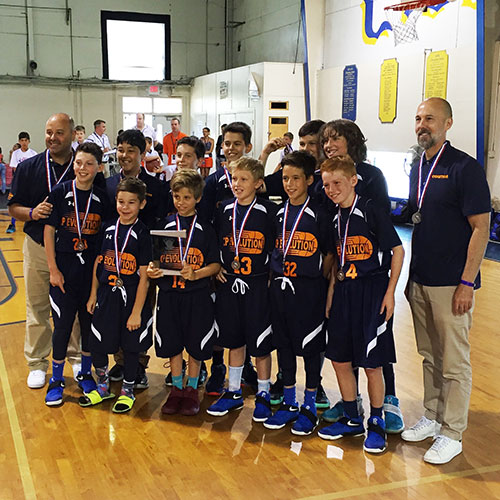One-Day Basketball Clinics