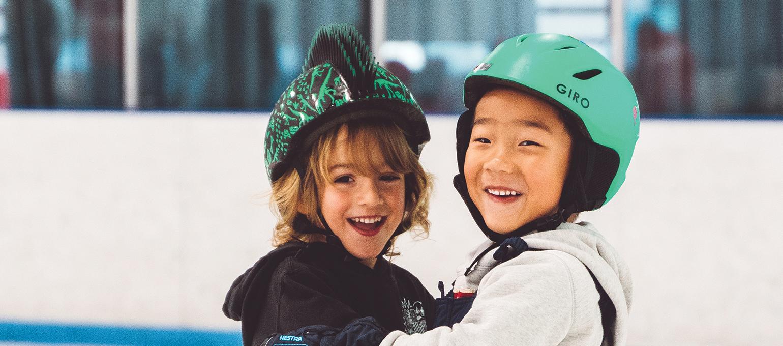 Ice Skating/Hockey Birthday Party