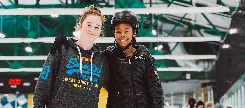 Ice Skating/Hockey
